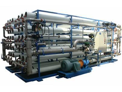 Seawater desalination equipment 500T/H