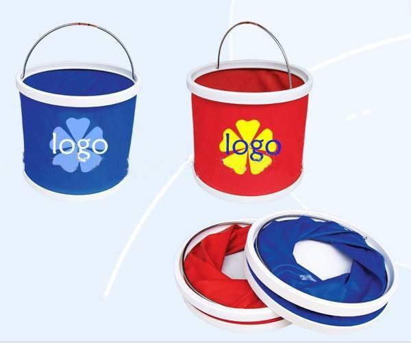 folding fishing bucket