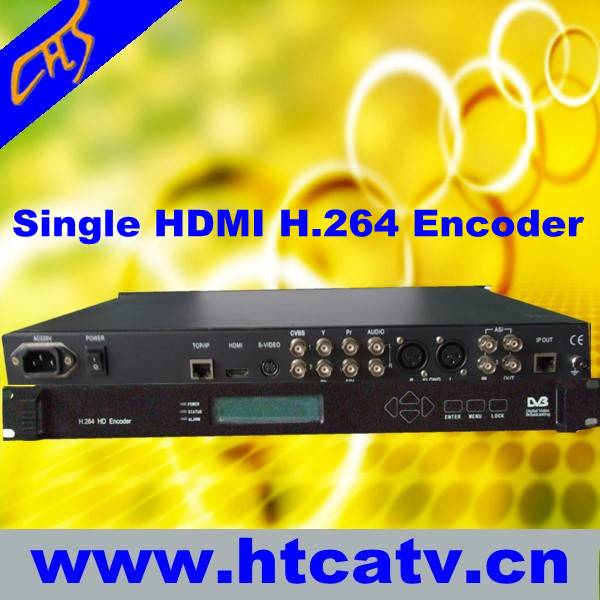 H.264 HD/HDMI ip encoder