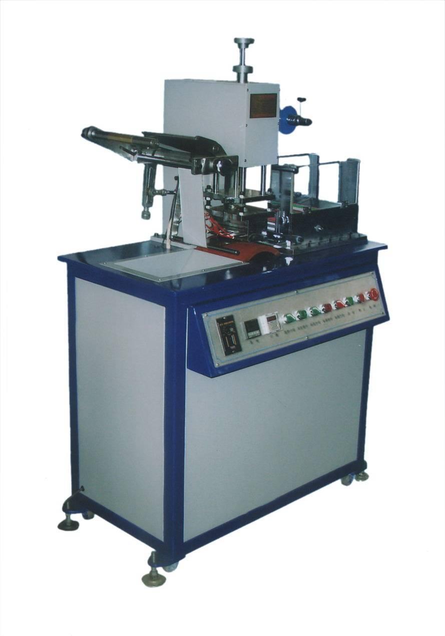 TJ-41 hot foil stamping machine gilding press for pen pencil ballpen