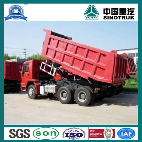 china euro 2 howo 6x4 dump truck