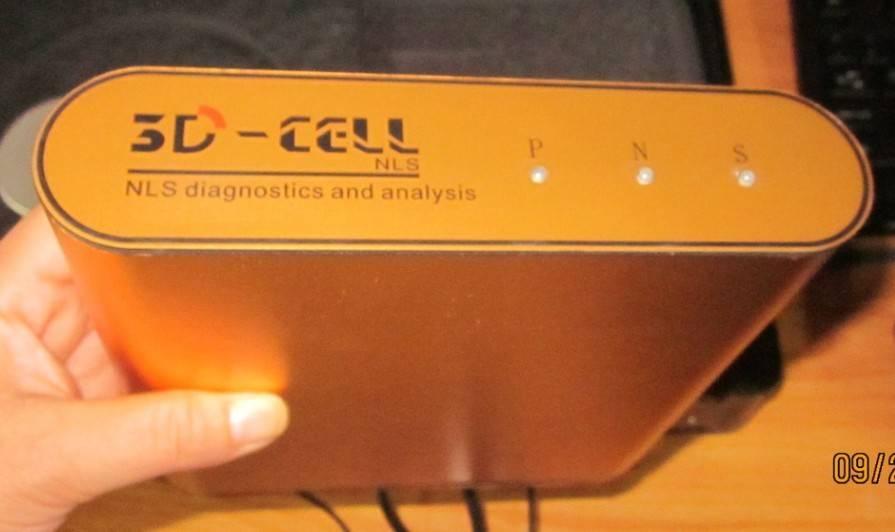 3D NLS Body Analyzer