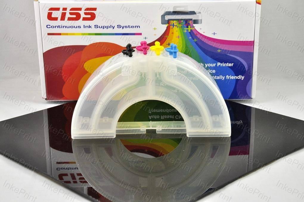 Rainbow Ink Tank for Epson/HP/Canon/Brother CISS