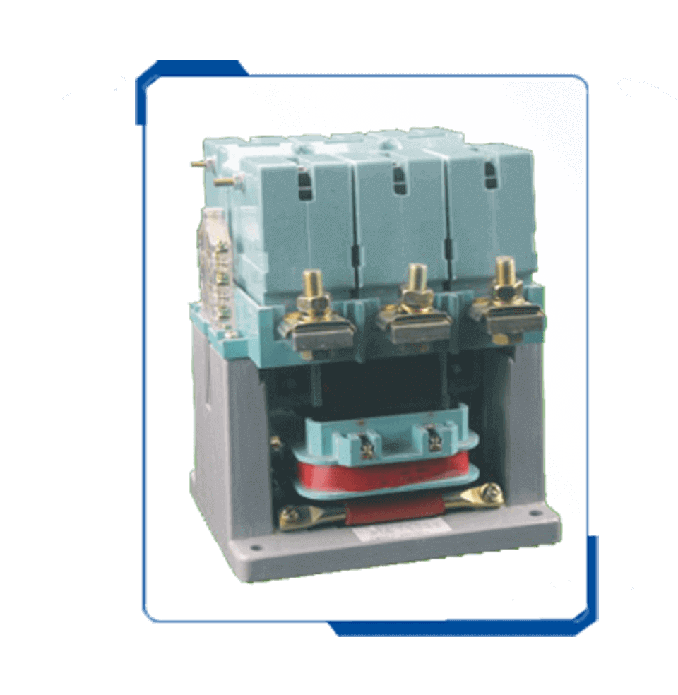 Factory Customized CJ40 Series 3 way AC power Contactor specification