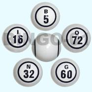 bingo ball, lotto ball, keno ball, ping pong ball, table tennis