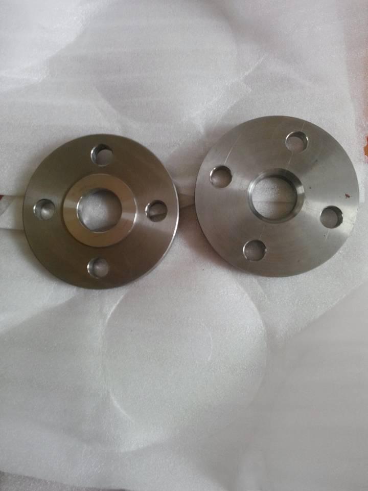 gr1 titanium flange