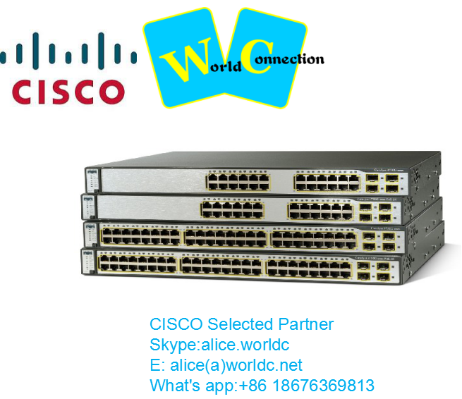Hot sale Original Cisco 10/100/1000 Gigabit SFP Switch WS-C2960X-48TD-L