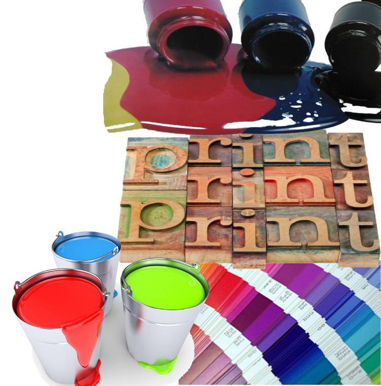 Printing Inks (Solvent & Water Based)