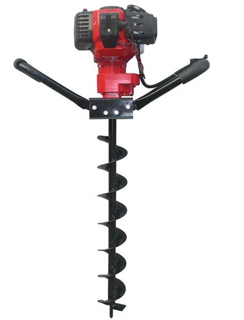 2-Stroke gasoline hole digger/earth auger/ground drill