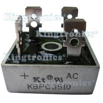Kingtronics Kt bridge rectifier KBPC35005