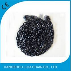 DIN 82056 Manufacturers Hot Selling G80 Welded Lifting Link Chain