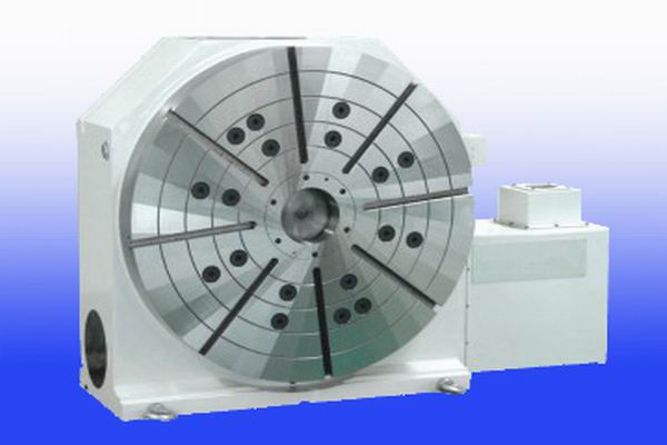 Horizontal/Vertical NC Rotary Tables