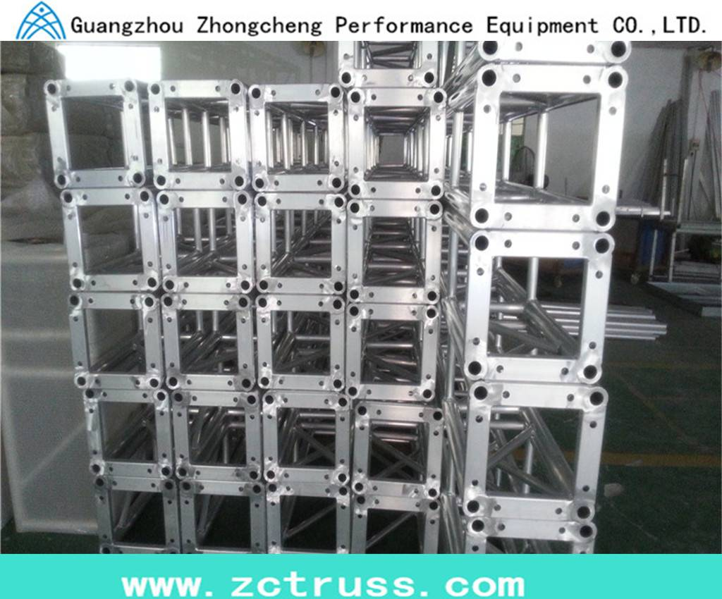 lighting aluminum performance exhibition screw truss
