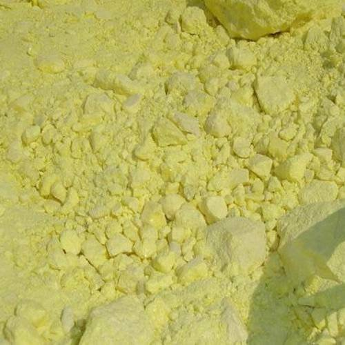 We Sell and Export Sulphur (Granular and Lump Sulphur)