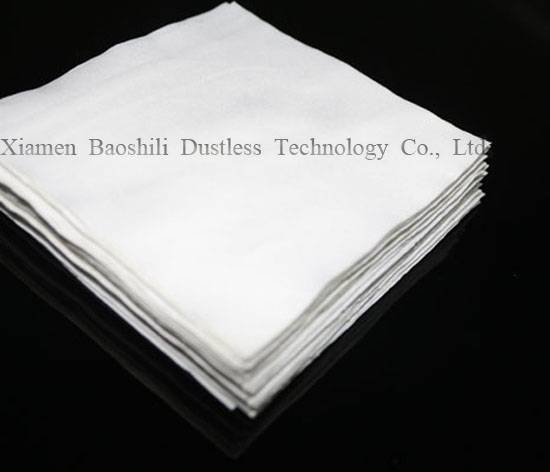Cleanroom Product, Made of 100% Polyester, ODM and OEM Service