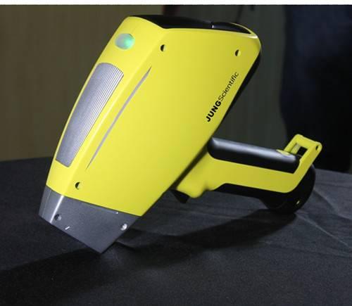 Handheld XRF analyzer for ROHS