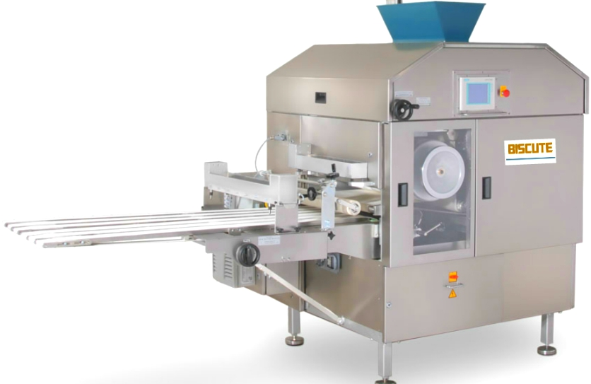 Commercial dough divider - rounder