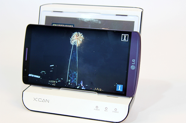 X-CAN (Frame type smart wireless charger)
