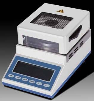 DHS16-A Multi-function infrared moisture analyzer