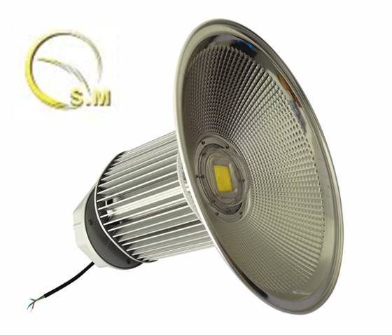 200W LED High-Bay Light with Bridgelux 4545mil led diode,high efficiency,0.95 PF