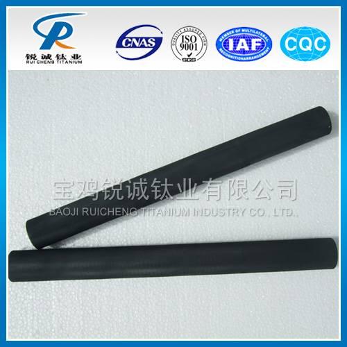 titanium pipe for anodizing plant