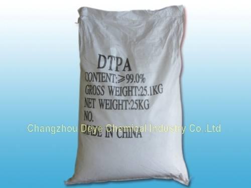 Diethylenetriaminepentaacetic acid (DTPA)