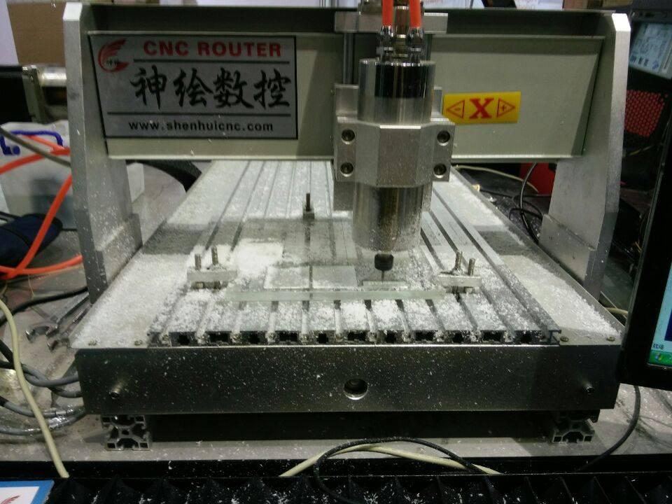 Mini 3030/40409/4060 Desktop CNC Router Wood Carving Machine for Sale