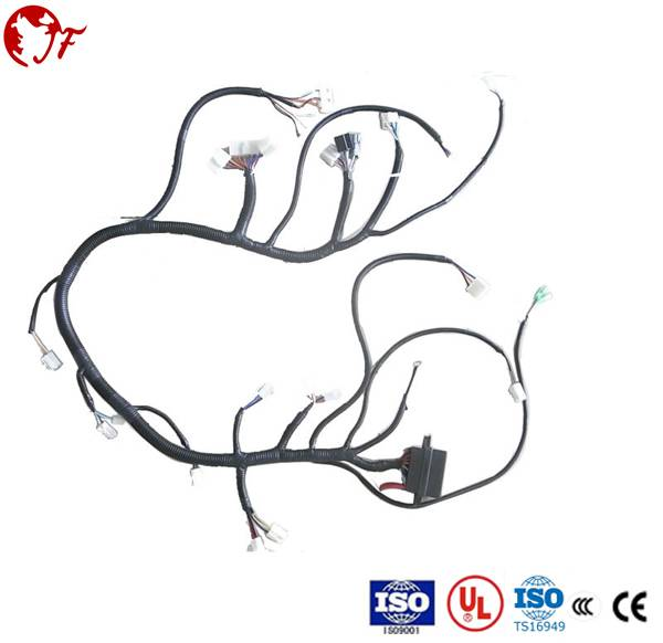 car dvd player wire harness