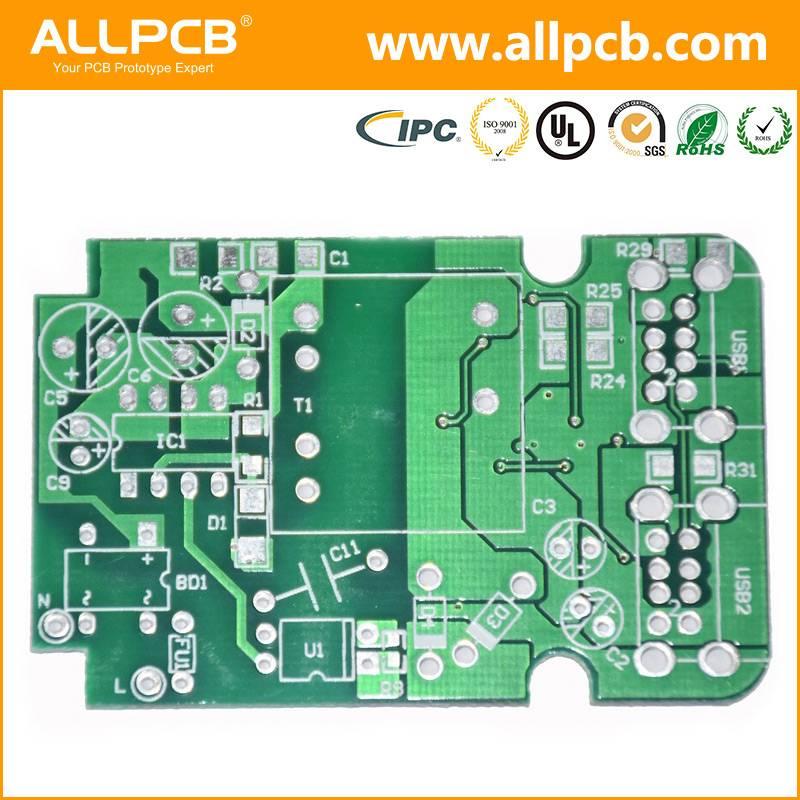 94vo custom printed circuit board prototype pcb factory