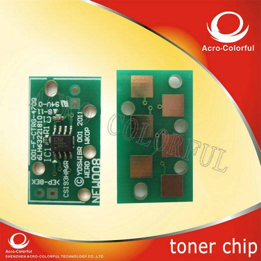 Compatible chip for TOSHIBA