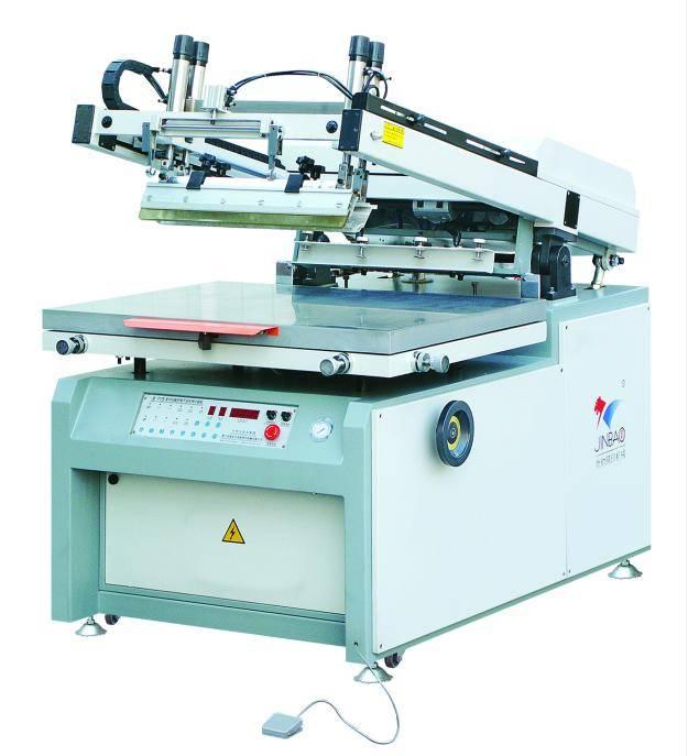 JB-8012G/6090G Microcomputer Screen Printing Machine