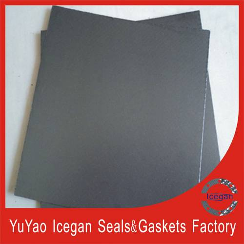 Reinforced Graphite Sheet With Stainless Steel Wire insert