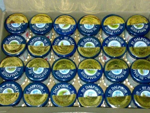St Dalfour Whitening Cream ORIGINAL