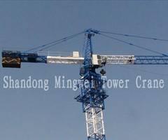 Tower Crane for Construction Qtz80 (TC5513) -Max. Load: 8t/Tip Load: 1.3t/Boom: 55m