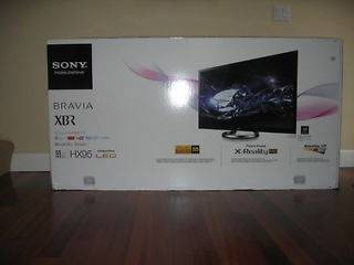 Sony 65HX950 65 Full 3D 1080p HD LED LCD Internet TV