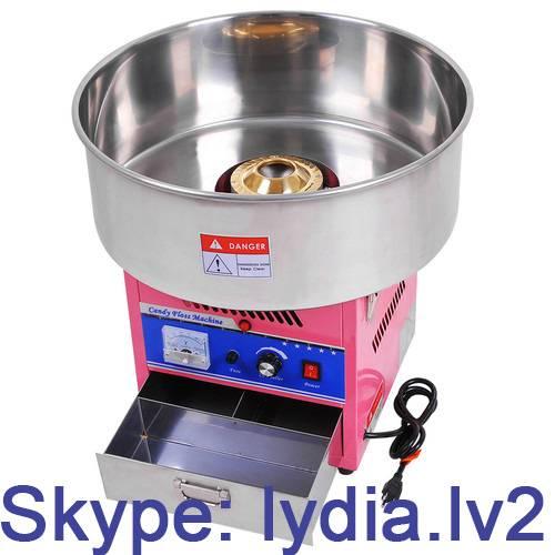 ZY-MJ500 cotton candy machine