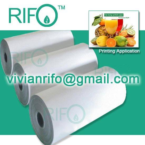 RPG-75 PP synthetic paper