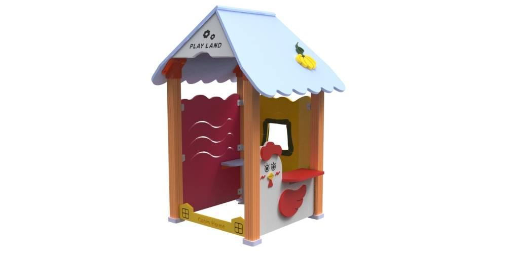 Kids House-703/Outdoor Kids Playground equipment