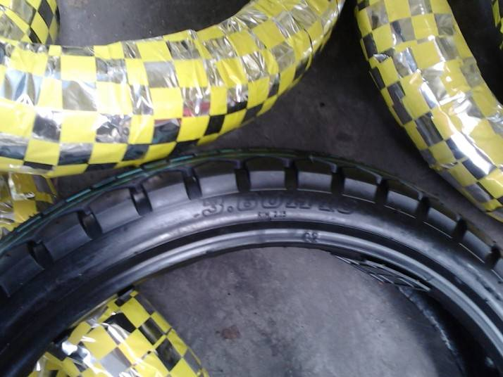 motorcycle tire 360H18 motorcycle tubeless tyre