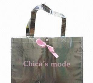 non woven laminated gift bag