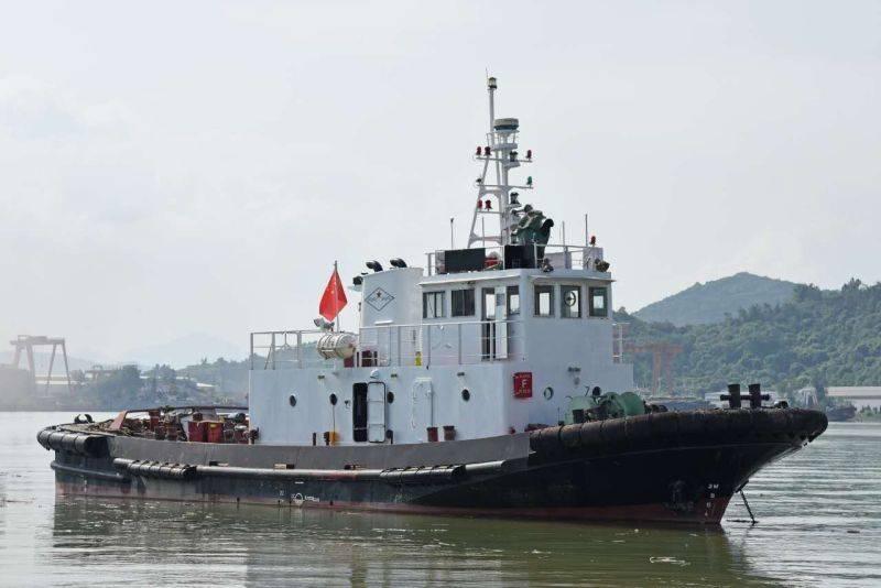 1000 HP Harbor Tugboat