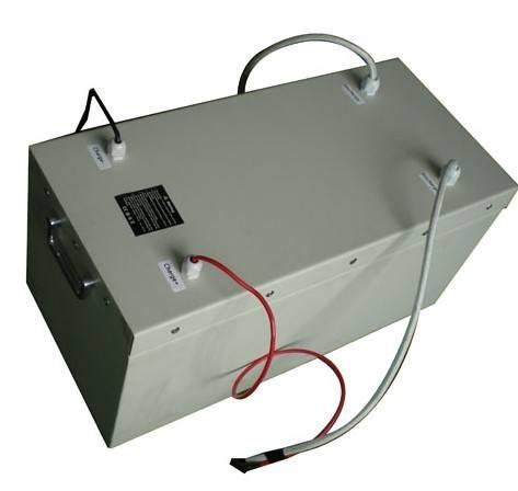Sell 72V 100AH e-car battery
