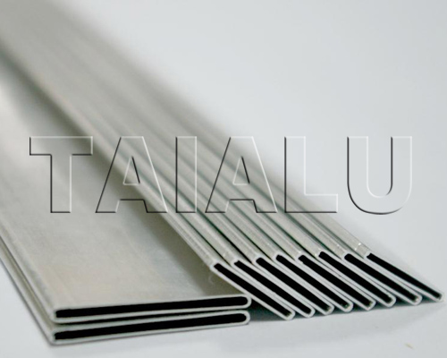 HF Welded Auto Water Aluminum Tube