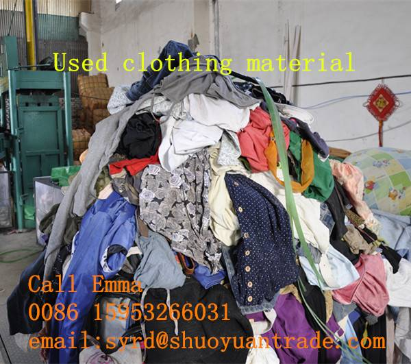 2014 used shoes and clothes