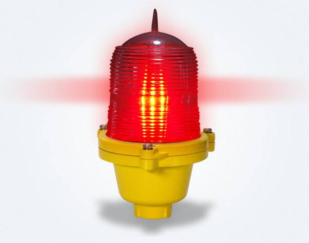 DL10S Low intensity Aviation Obstruction Light