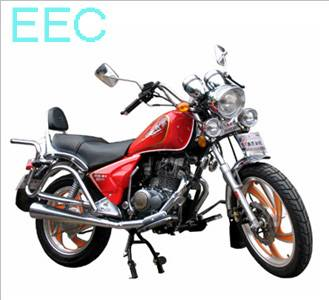 sell motorcycle with EEC, 125cc, KM125DM-2CX