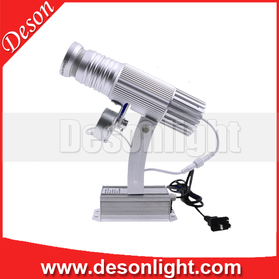 Logo projector lamp led advertising lights spotlights HD rotary sign pattern stage lights projection