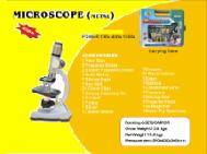 Toy Microscope Kit (TM-005)