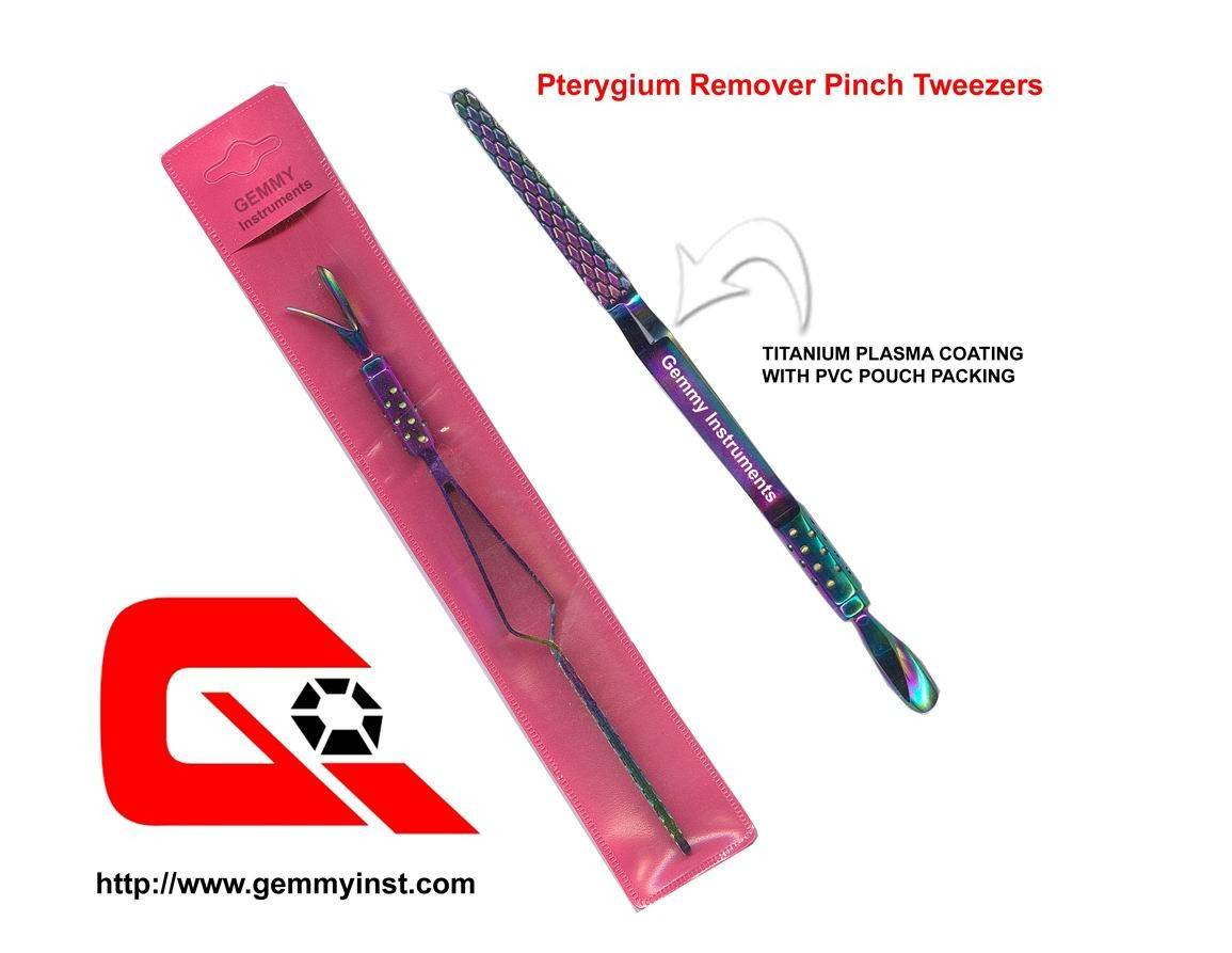 Pterygium Pinch Remover Tweezers-salon products-Blackhead Extractor