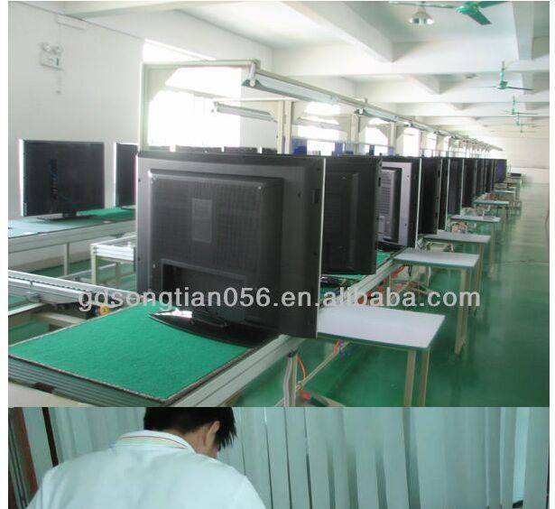 Manufacture various of LED TV,LCD TV, Color tv ,Smart TV etc.